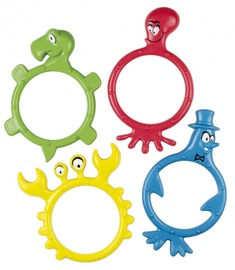 Beco Monster Diving Rings 96050 4pcs
