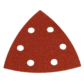 Trikampis šlifavimo lapelis Makita, P100, 10 vnt.