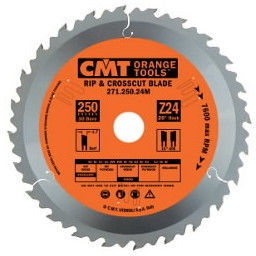CMT ITK-RIP And Crosscut Blade Z24 250x1.7x30