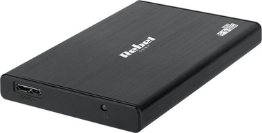 Rebel HDD Enclosure Box USB 3.0 Black
