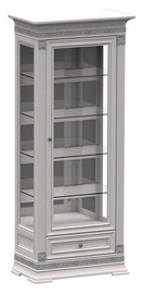 ZOV SV1-80 Display Case Bianco Silver