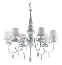 Griestu lampa Ideal Lux Blanche SP6 E14, 6x40W