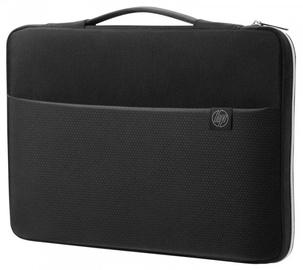 Ручная сумка HP Carry Sleve 3XD36AA, серебристый, 15.6″