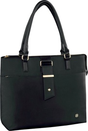 Wenger Womens Laptop Bag 15.6'' Black