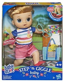 Hasbro Baby Alive Step & Giggle Baby E5244