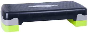 inSPORTline Aerobic Step Black/Green AS100