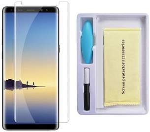Mocco UV Screen Protector Full Cover + Eco Glue + Lamp For Samsung Galaxy Note 8