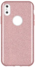 Wozinsky Glitter Shining Back Case For Samsung Galaxy S10e Bright Pink