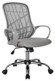 Biroja krēsls Signal Meble Dexter Grey/Silver