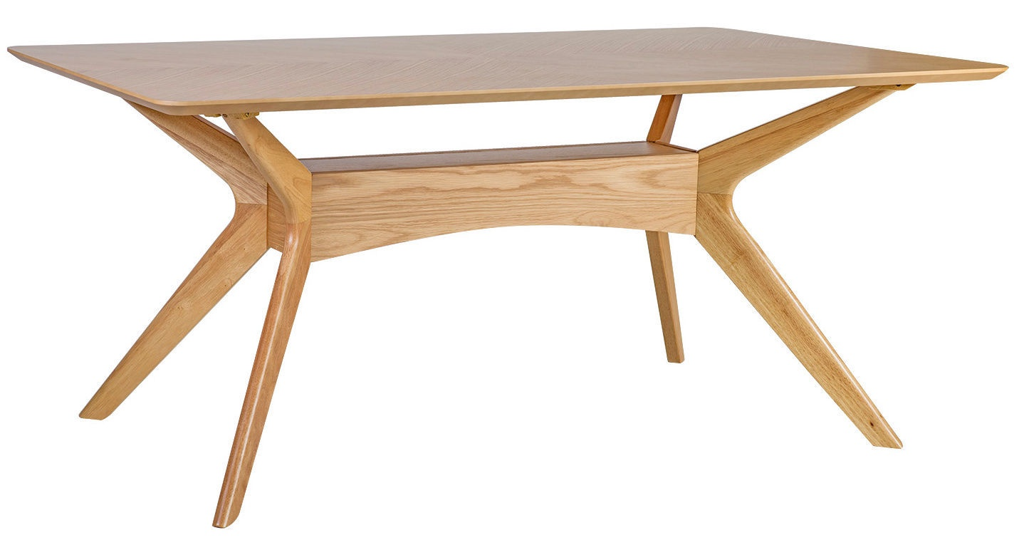 Coffee Table To Dining Table.Home4you Dining Table Razor 20863
