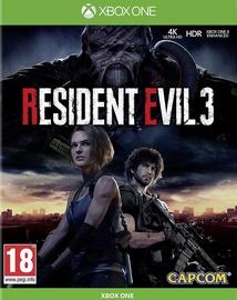 Игра Xbox One Resident Evil 3 Xbox One