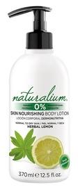 Naturalium Herbal Lemon Body Lotion 370ml