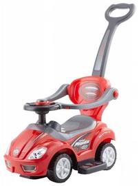 EcoToys Deluxe Mega Car 3-In-1 Red 381