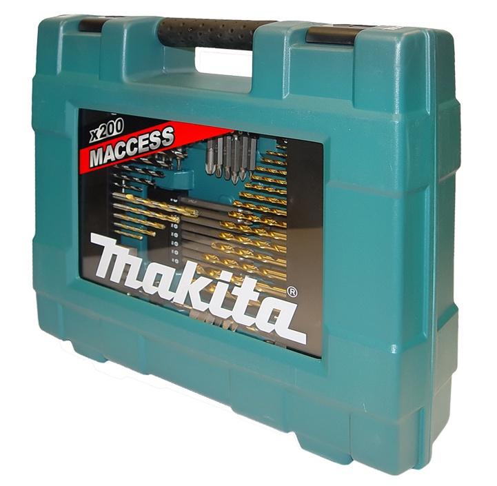 Makita D-37194 uzgaļu komplekts, 200 izmēru