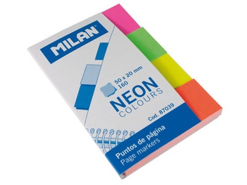 Milan Sticky Notes Neon Colours 87039