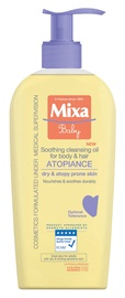 Mixa Baby Atopiance Soothing Cleansing Oil 250ml