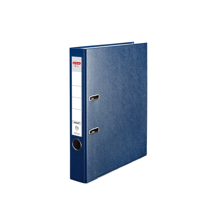 Registraator Herlitz 11167483, A4, 5cm, sinine