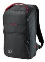 "Fujitsu Notebook Backpack 17"" Black"