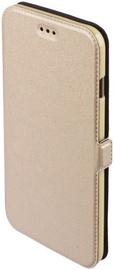 Telone Super Slim Shine Book Case For LG K8 2018 Gold