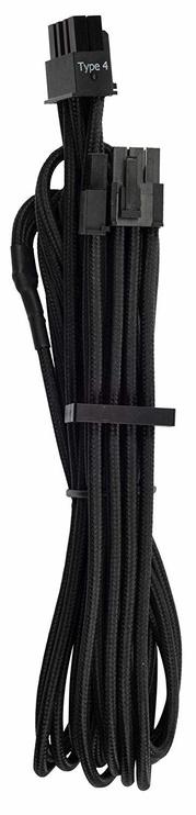 Corsair Premium Individually Sleeved PSU Cables Starter Kit Type 4 Gen 4 Black
