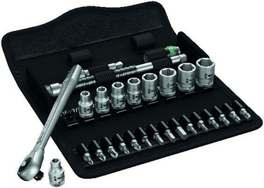 Wera Rachet And Socket Set 28pcs