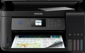 Струйный принтер Epson L4260, цветной
