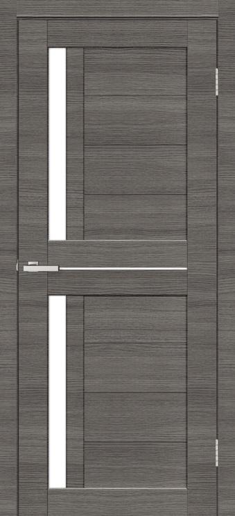 Vidaus durų varčia CORTEX 01, pilkas ąžuolas, 80×200 cm
