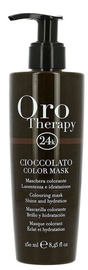 Kaukė plaukams Fanola Oro Therapy Coloring Mask Chocolate Brown, 250 ml