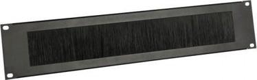Digitalbox START.LAN Brush Panel 2U 19'' Black