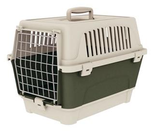 Gyvūno transportavimo dėžė Ferplast, su daiktadėže, 47.6 x 33.25 x 33.6 cm