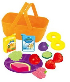 Askato Basket With Fruits And Vegetables 103143