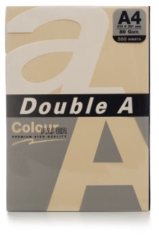 Бумага Double A Colour Paper A4 500 Sheets Old Rose