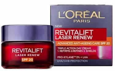 L`Oreal Paris Revitalift Laser Renew Advanced Anti-Ageing Care SPF20 50ml