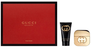 Gucci Guilty 30ml EDT + 50ml Body Lotion