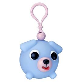 Emocinis žaisliukas-pakabukas melsvas šuniukas
