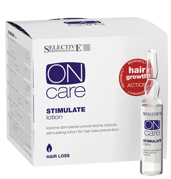Selective Professional On Care Stimulate Lotion 12x6ml
