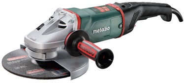 Metabo WE 26-230 MVT Quick Angle Grinder with Deadman`s Switch