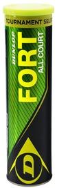 Dunlop 601235 Fort All Court Tennis Ball 4pcs