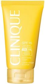 Солнцезащитное молочко Clinique Face and Body SPF15, 150 мл