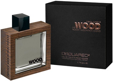 Kvepalai Dsquared2 He Wood Rocky Mountain Wood 100ml EDT