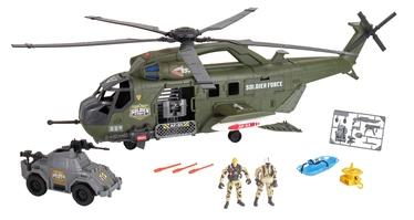 Žaislinė figūrėlė Chap Mei Soldier Force Mega Helicopter Playset 545068