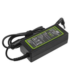 Зарядное устройство Green Cell AD91AP, 65 Вт, 19.5 В, 1.2 м, 6.5 x 4.4 mm