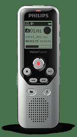 Diktofon DVT1250, hall, 8 GB