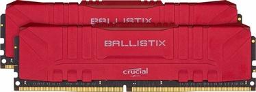 Crucial Ballistix Red 32GB 2666MHz CL16 DDR4 KIT OF 2 BL2K16G26C16U4R