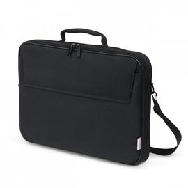 Сумка для ноутбука Dicota Base XX Clamshell, черный, 15-17.3″