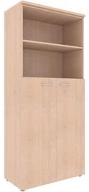 Skyland XTEN Office Cabinet XHC 85.6 Beech Tiara