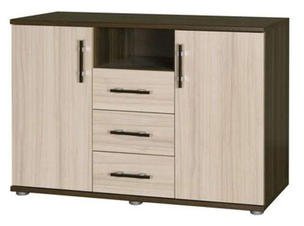 MN Chest Of Drawers Inez Plus Ash