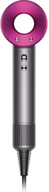 Plaukų džiovintuvas Dyson Supersonic Iron & Fuchsia HD01