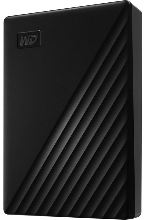 "Western Digital 5TB My Passport USB 3.2 2.5"" Black"