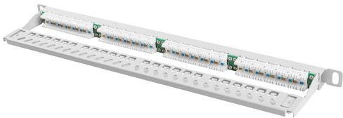 Lülitusseade Lanberg PPU5-0024-S 24 Port Panel